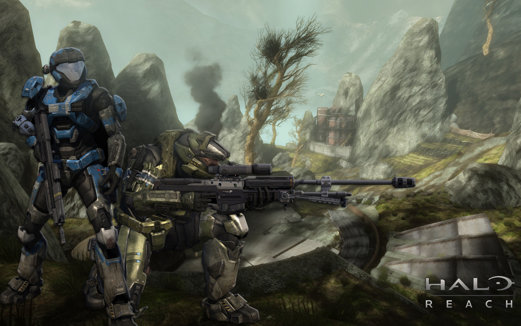 halo reach logo wallpaper images