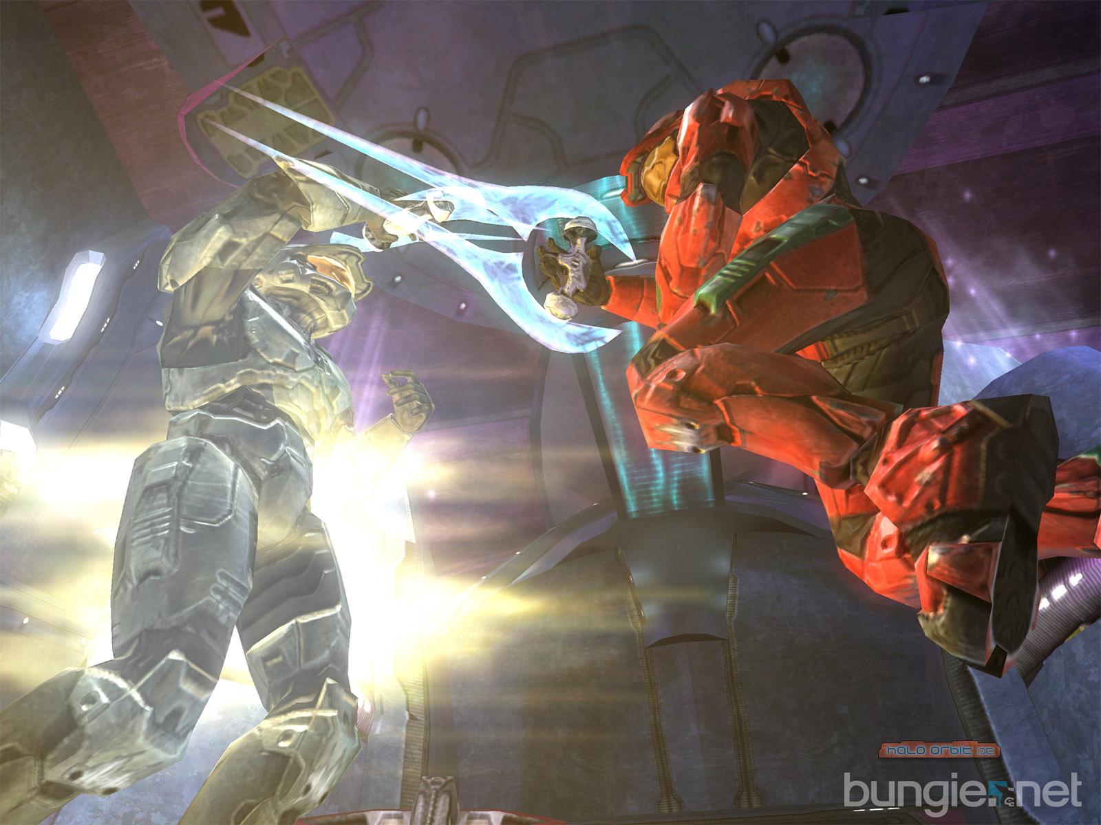 Раз воздать хвалу РС-версии консольного блокбастера Halo 2