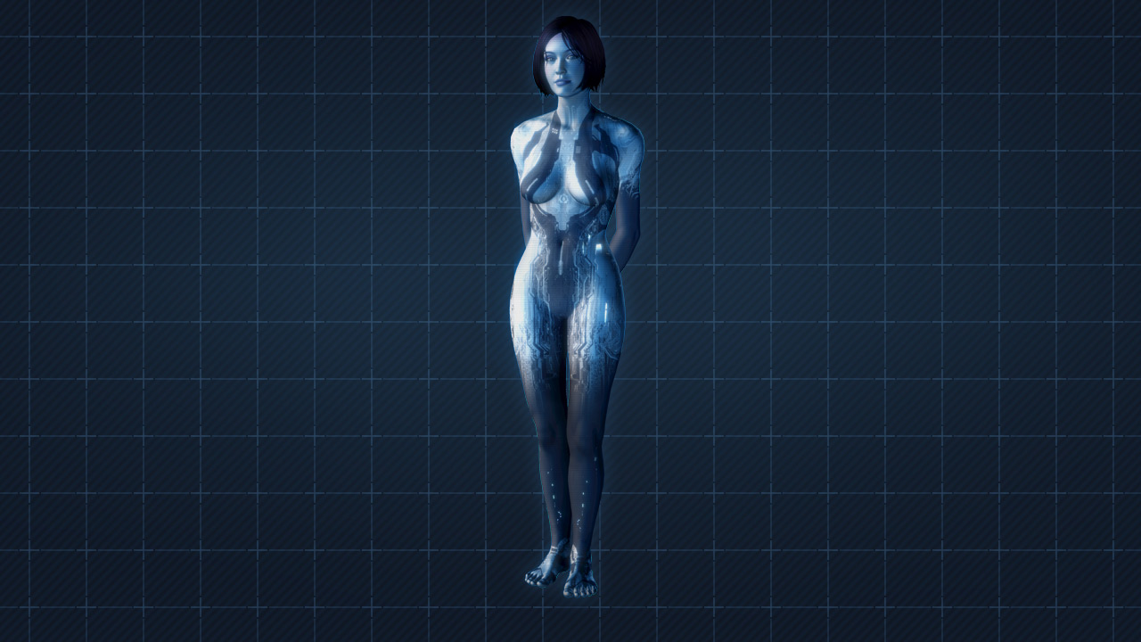 Cortana de halo 4 desnuda porn picture