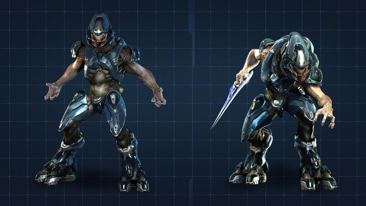 Halo 3 Elites vs Halo 4 Elites Halo-4-render-storm-elite